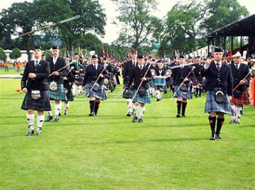 Шотландцы, национальный характер в анекдотах