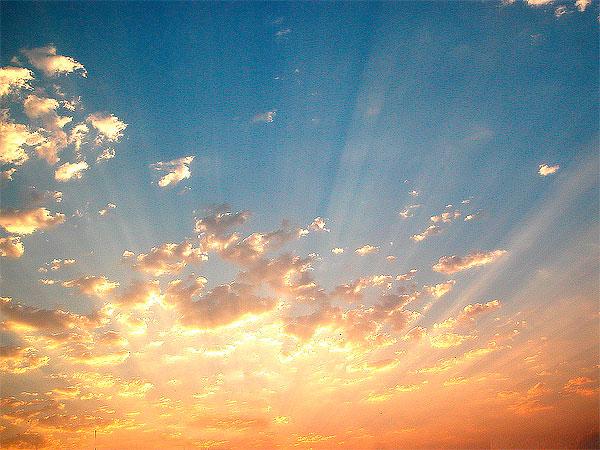 что значит слово небо