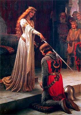 О рыцаре Ланселоте, его возлюбленной Гиневре и Кодексе рыцарской любви