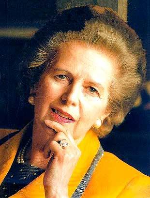 Чёрная сумочка Маргарет Тэтчер и мысли «железной леди» обо всём на свете