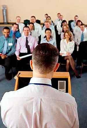 Способы избежать публичного инфаркта, выступая перед большой аудиторией