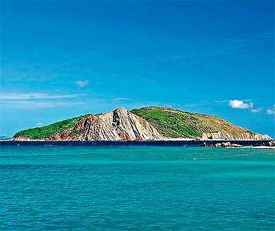 остров Сундук Мертвеца