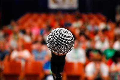 Как выступать перед публикой