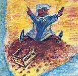 Жил-был старичок из Алжира