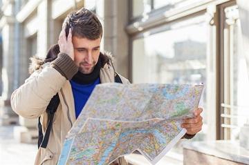 выбрать маршрут путешествия
