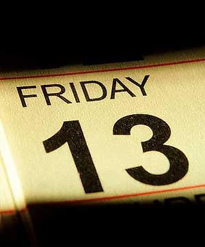 Про трискаидекафобию, параскевидекатриафобию и что такое «пятница, 13-е»