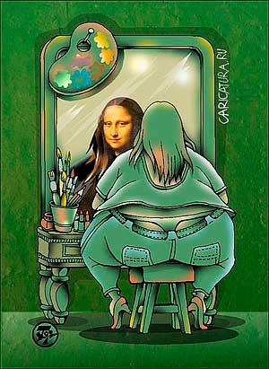 приметы, связанные с зеркалами