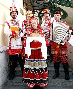 Тили-тили тесто жених и невеста: Русские народные свадебные традиции.