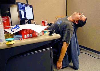 советы по отдыху на работе