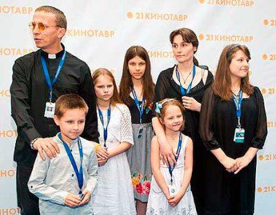 дети Ивана Охлобыстина