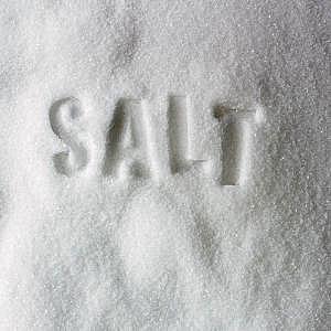Кристаллы, дарящие здоровье: Похвальное слово соли
