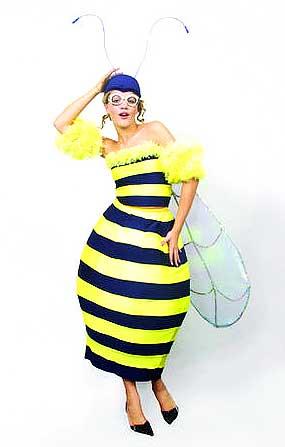 человек - пчела