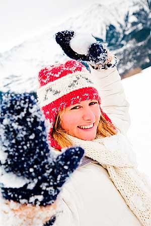 Снежки «в законе»: Юкигассен