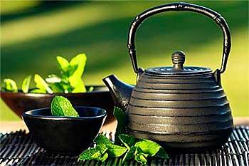 Дзенская притча про чай