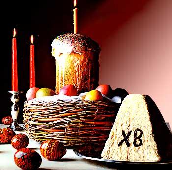 Без спешки и промаха: Кулич-батюшка, пасхальный хлеб и пасхальные пироги