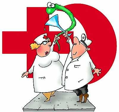 Календарь медицинских праздников, а не только День медика