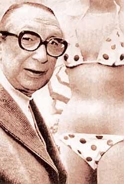 Луи Реар ввел моду на бикини