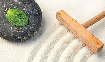 Камни: Сад камней храма Рёан-дзи
