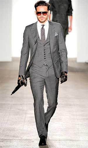 как правильно сочетать одежду мужчинам