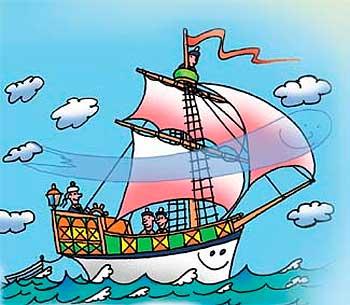Сны про машины, корабли и самолеты: ветер по морю гуляет и кораблик подгоняет
