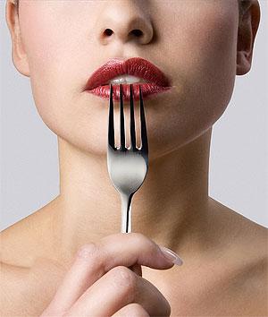 Не надо отдавать ужин врагу: съешьте его вилкой!
