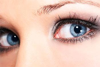 подмигивание одни и двумя глазами