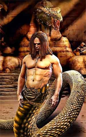 Люди как змеи или 12 змеиных типов, похожих на человеческие