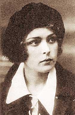 жена Льва Ландау
