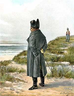 Наполеон Бонапарт в ссылке: интересные факты и любимая еда