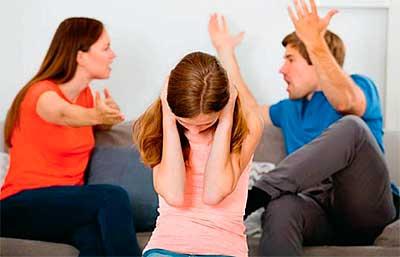 Ситуация SOS: родители разводятся