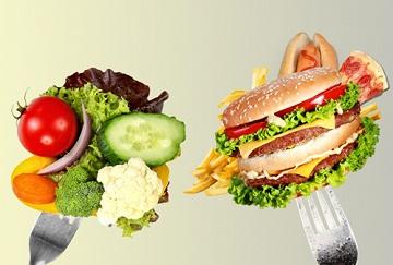 Правильно питаться - лучше, чем голодать